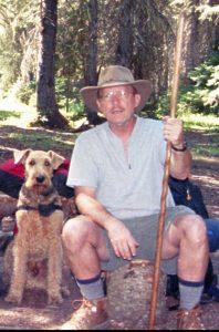dog trainers in phoenix az, Mitch Stewart & Charlie
