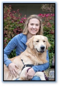 Jaymie Cardin, dog trainer phoenix
