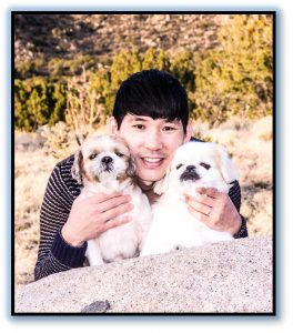 Kwanho Song, dog trainer
