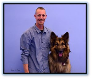 Mike Brand, az dog sports, dog trainer